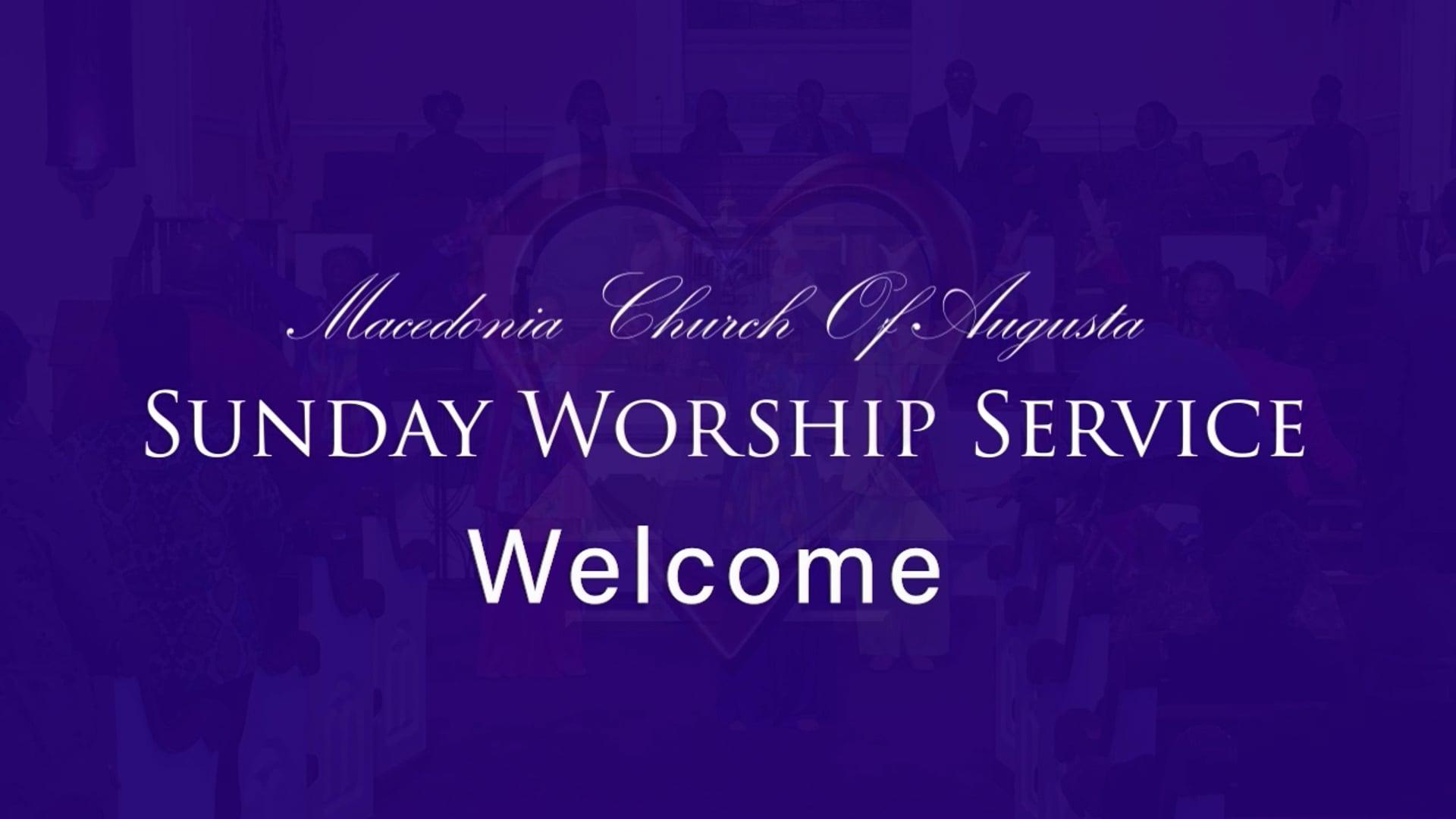 Sunday Service 09/12   Living Beyond Reason