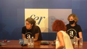 Rueda de Prensa AESCENA