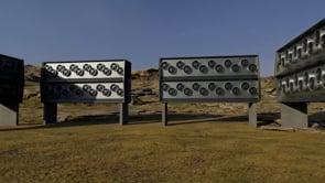 Orca, il più grande impianto di cattura della CO₂ dall'aria