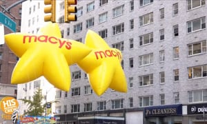 Macy's Parade is BACK