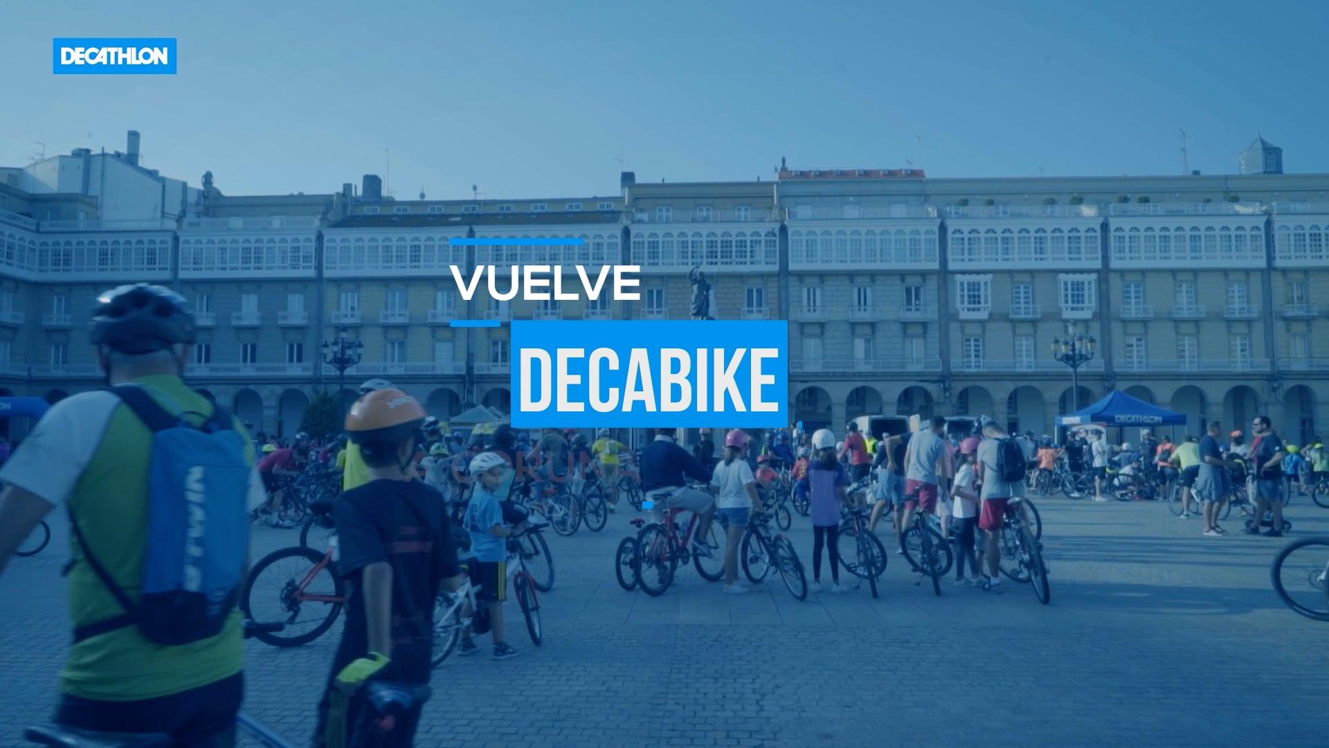Decabike 2021 Coruña video promocional