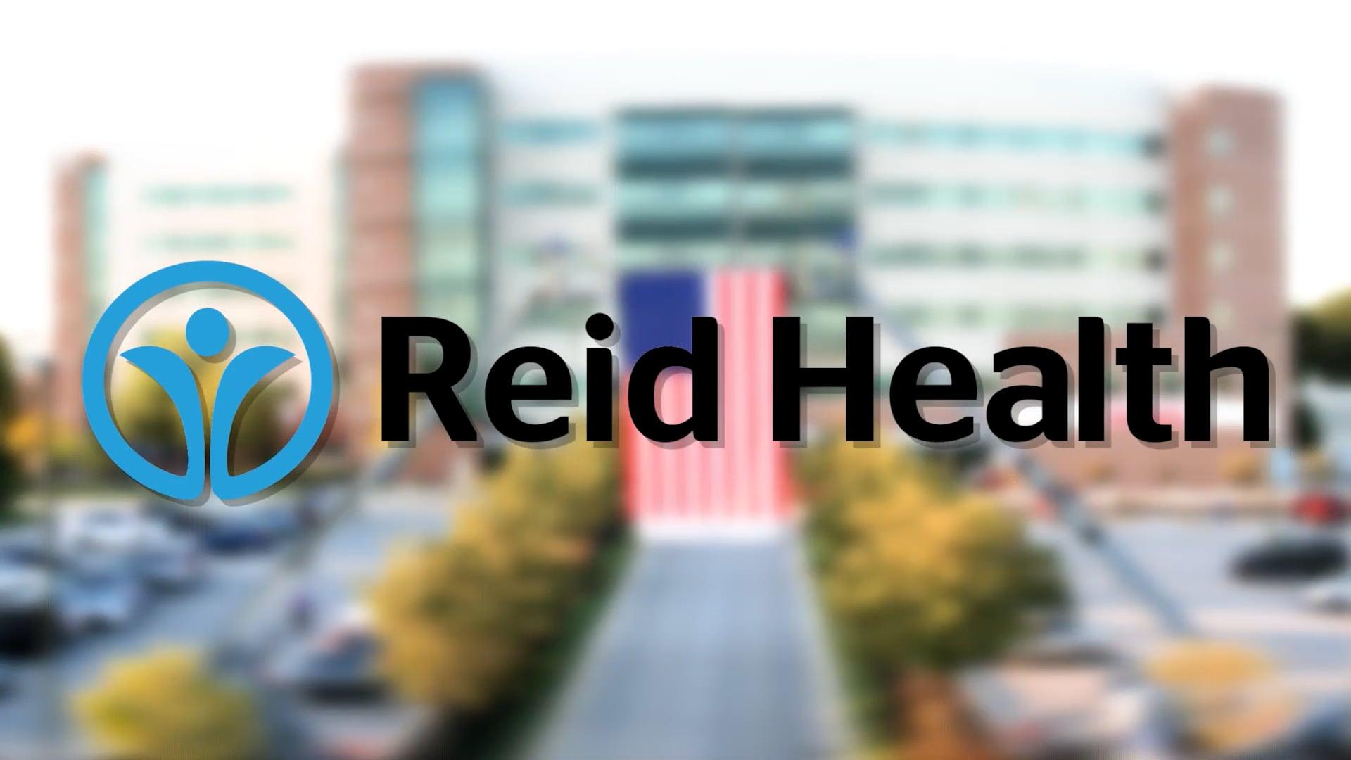 Reid Health 'In Honor of Those We Lost'