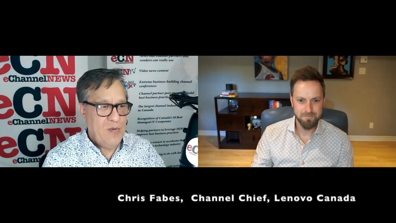Channel Chief Interview - Chris Fabes