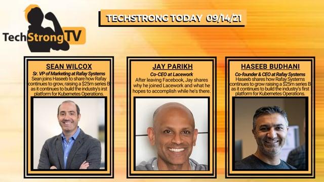 TechStrong TV - September 13, 2021