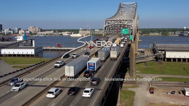 2995 interstate 10 traffic congestion in Baton Rouge