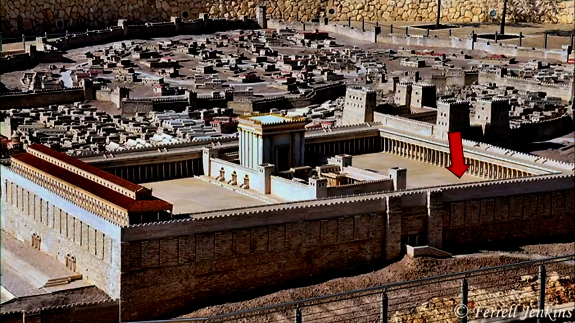 In Search of the Real Jesus - Tabernacle/Jewish Leaders - Menorah (Messiah)