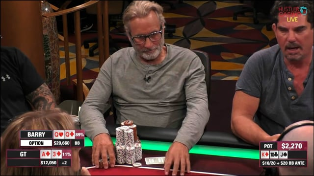#511: Bad Overfolds at mid stakes live poker part 2