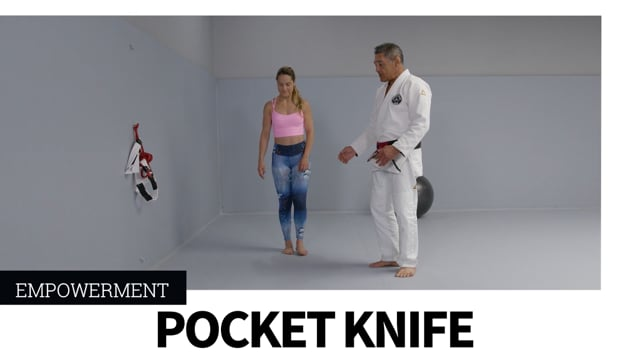 Empowerment 7th class: the Pocket Knife