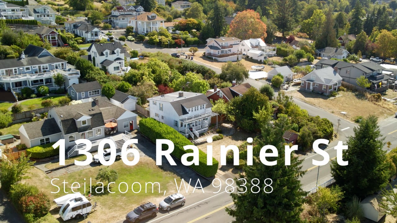 1306 Rainier St, Steilacoom, WA 98388