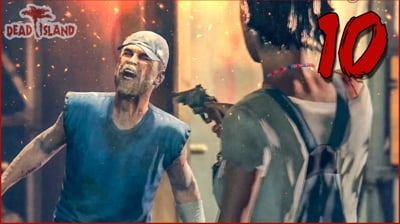 She Had To KILL Her Own Dad?! (Dead Island Ep.10)
