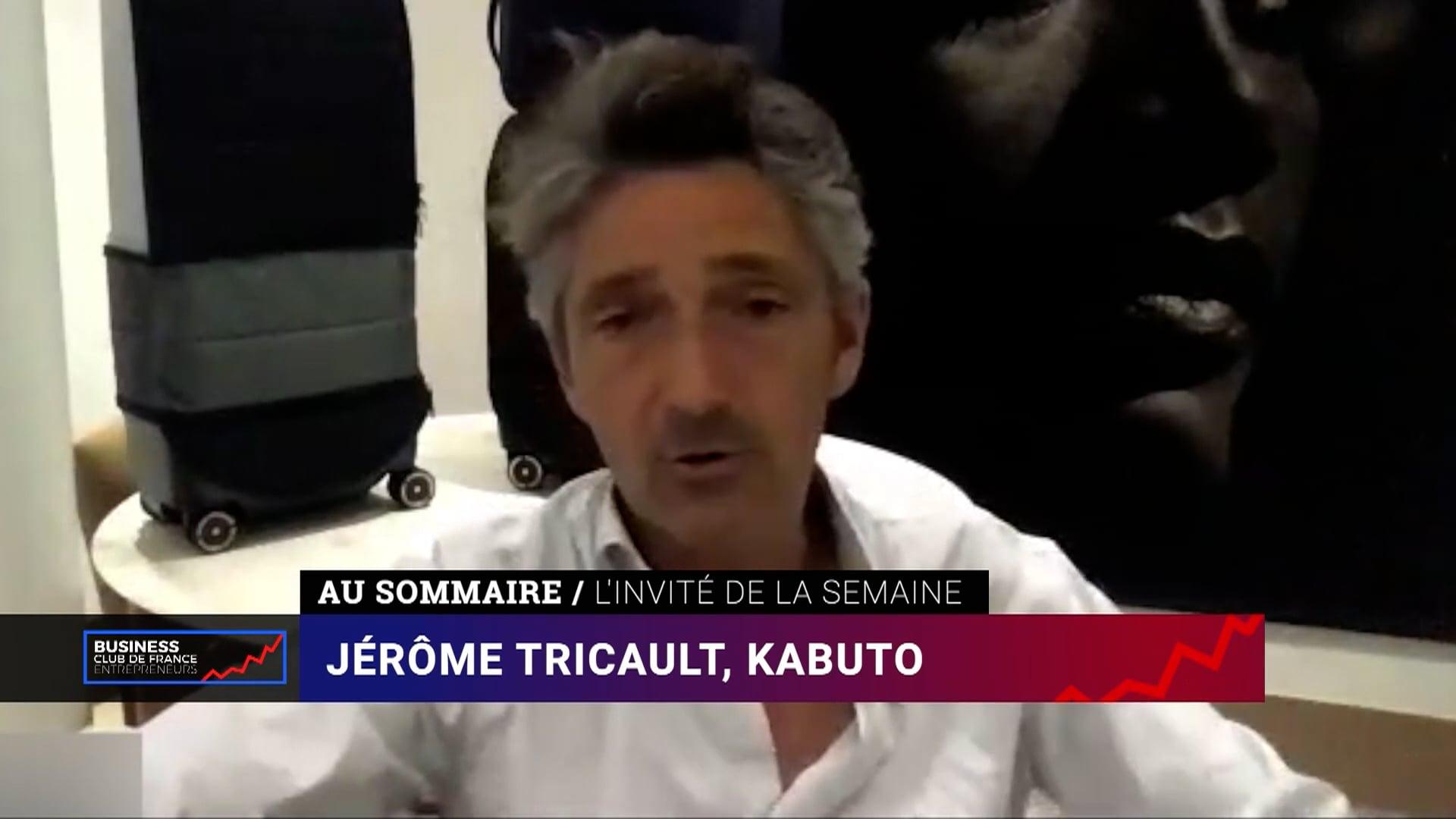 Jérôme Tricault - Kabuto