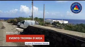 Tromba d'aria a Pantelleria, le immagini dei danni il giorno dopo