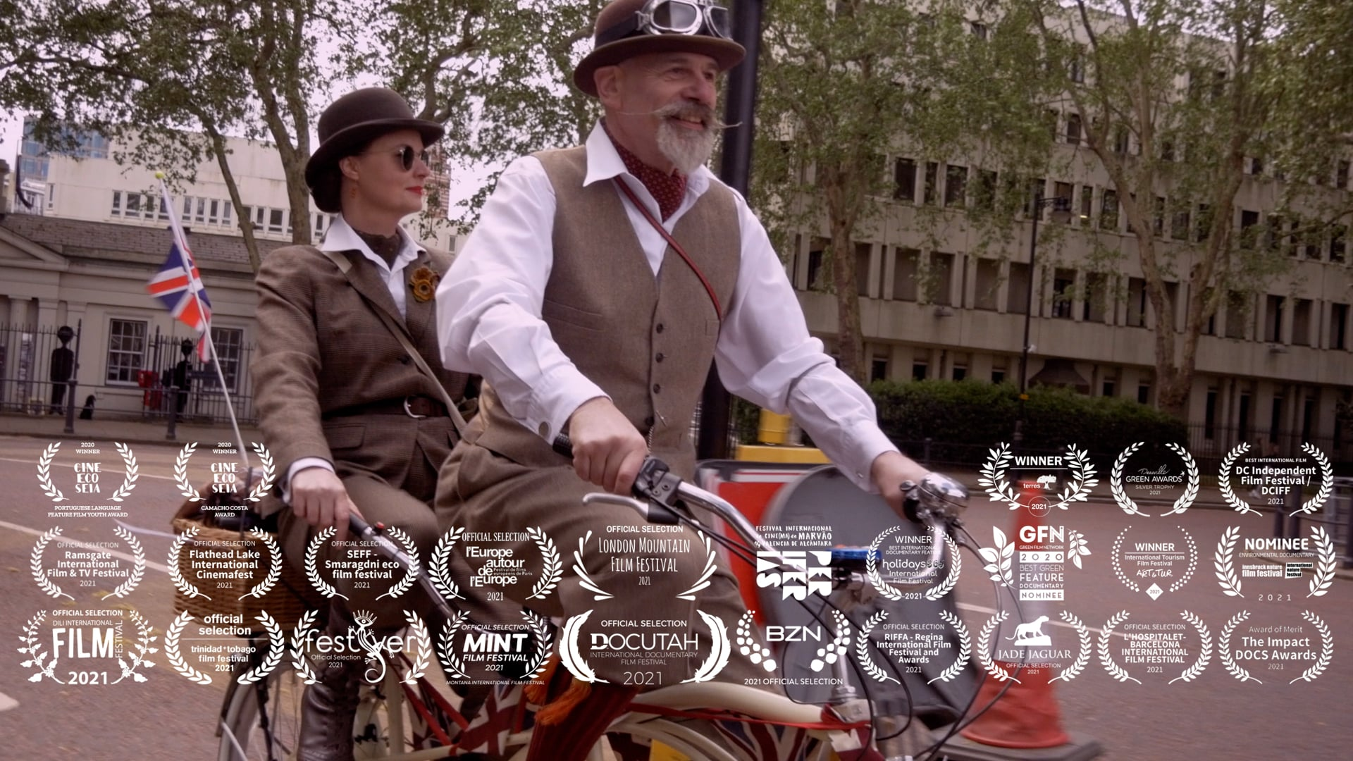 """Trailer """"The Soul of a Cyclist"""""""