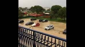 Alluvione a Soverato, le immagini dalla città calabrese