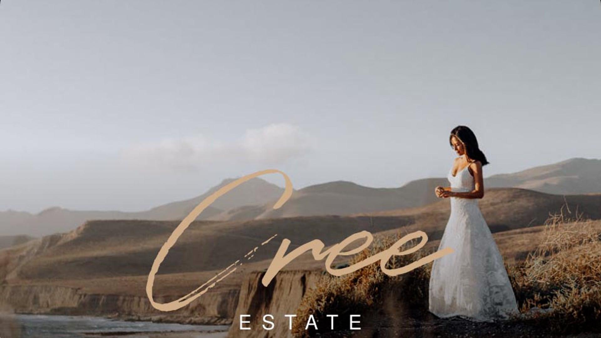 Wedding Video at Cree Estate, Palm Springs | Samantha + Ando