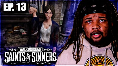 She Messed With The Wrong Tourist! Flam's Walking Dead: Saints & Sinners VR Walkthrough Ep. 13