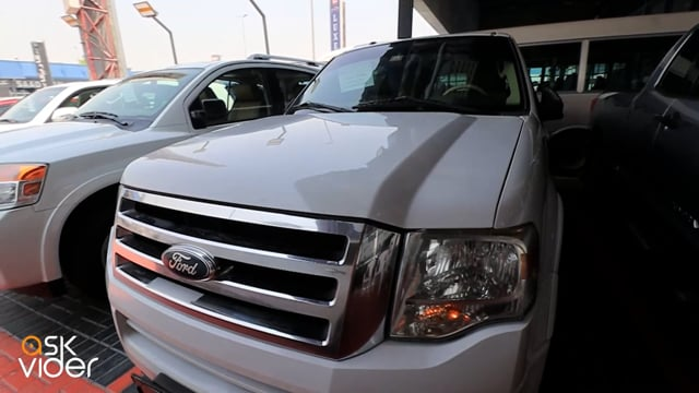 FORD EXPEDITION -WHITE -...
