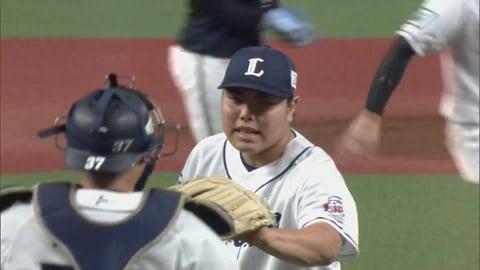 【9回表】13カードぶりの勝ち越し!! 最後はライオンズ・平良が三振で締めた!! 2021/9/12 L-B