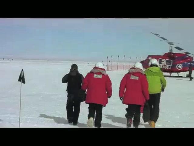 Excavating Triassic Fossils in Antarctica  – Antarctica Video Report #7