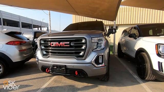 GMC SIERRA - GREY - 2020