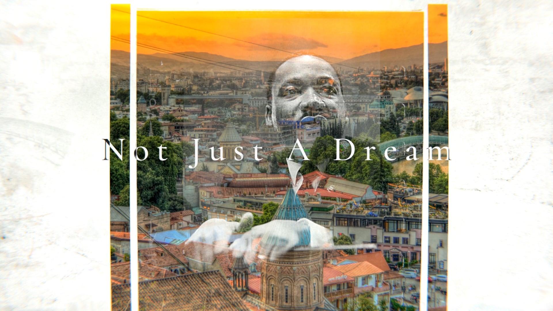 "Sunday September 12, 2021 Online Worship ""Not Just A Dream"""