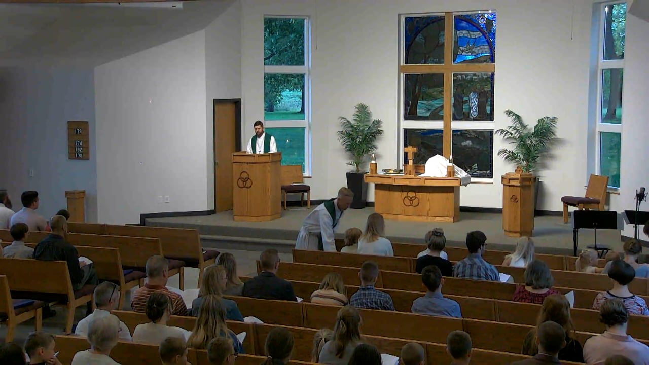 Peace Lutheran Sermon, September 12, 2021.mp4