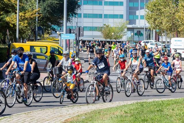 Fiesta de la bicicleta 2021