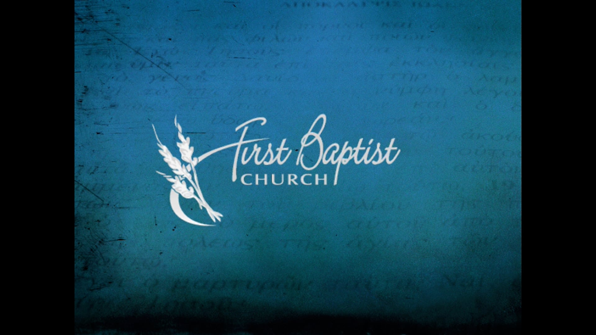 September 12, 2021 Worship Service