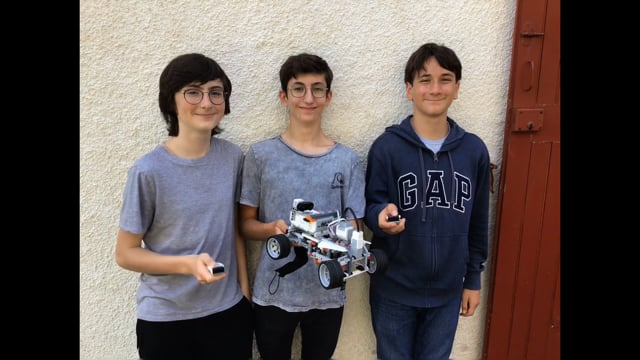 Robot « Glados » 2021