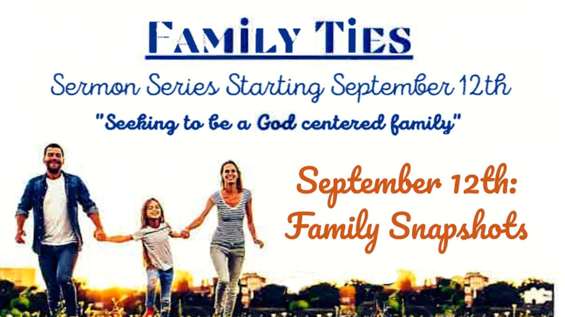 Royston Baptist Church 11 AM Worship Service Message for Sept. 12, 2021