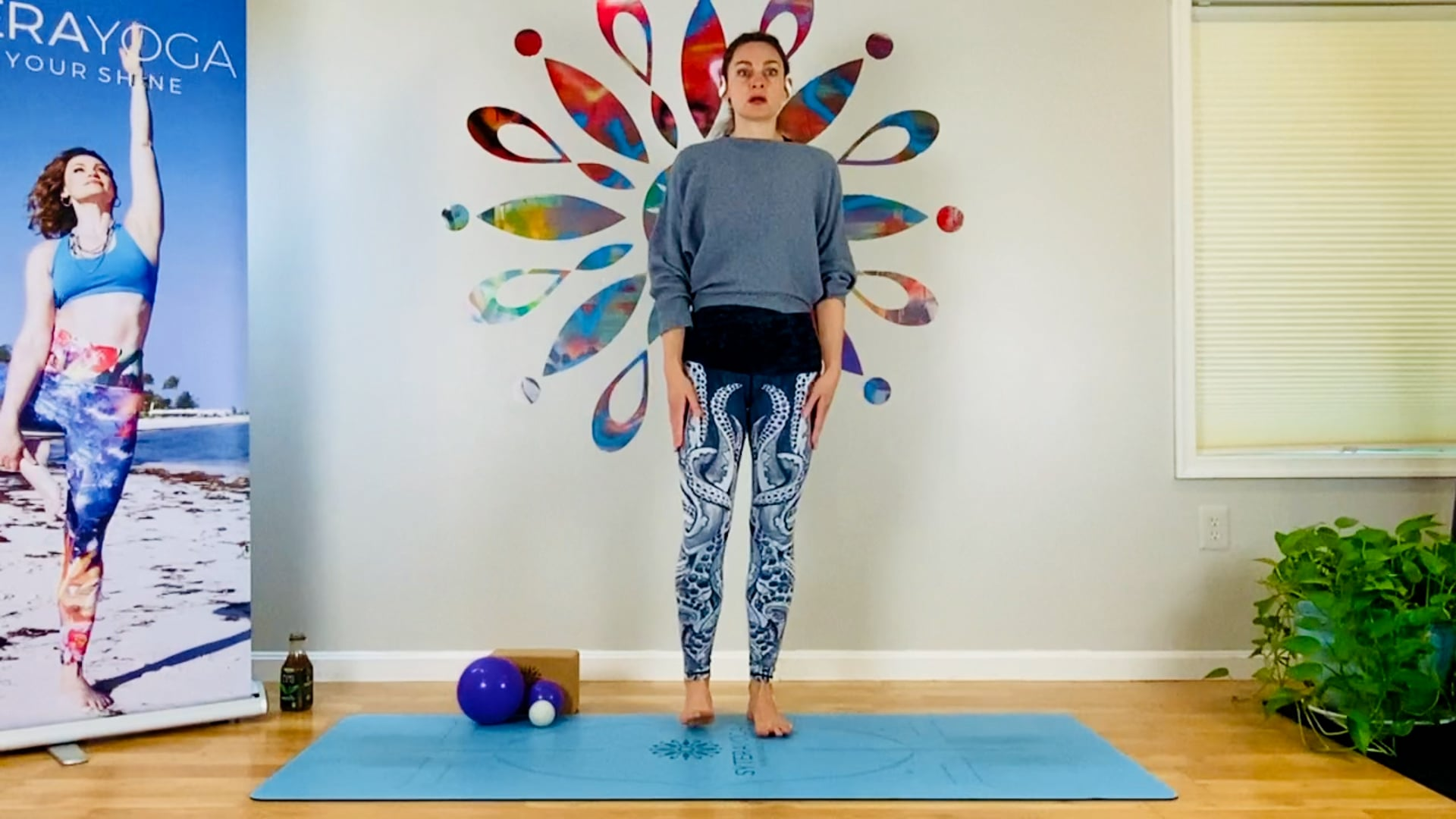 Nadi Method Feet & Legs 8-26-21 - 30 Minutes
