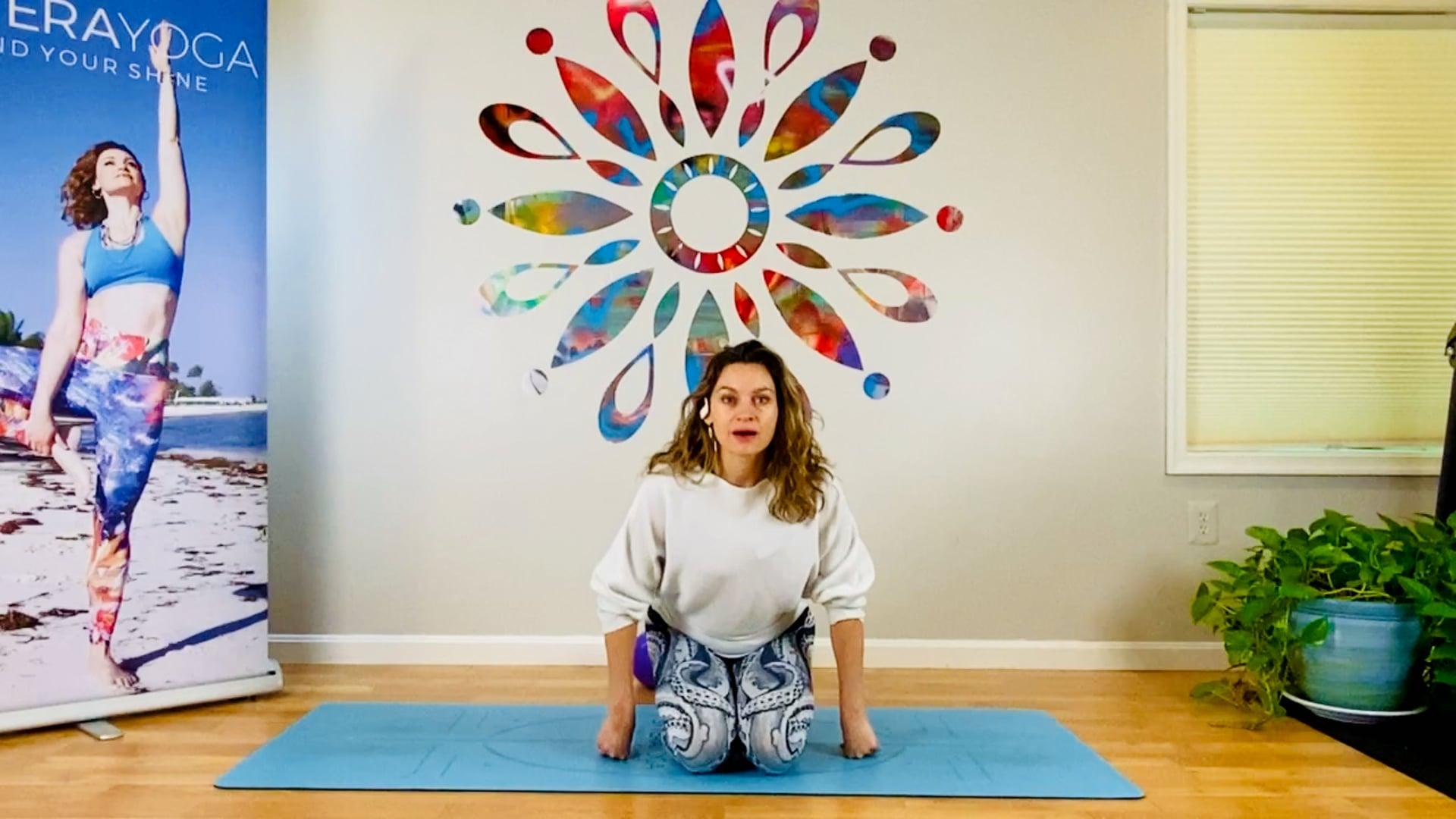 Nadi Method Feet & Legs 8-5-21 - 30 Minutes