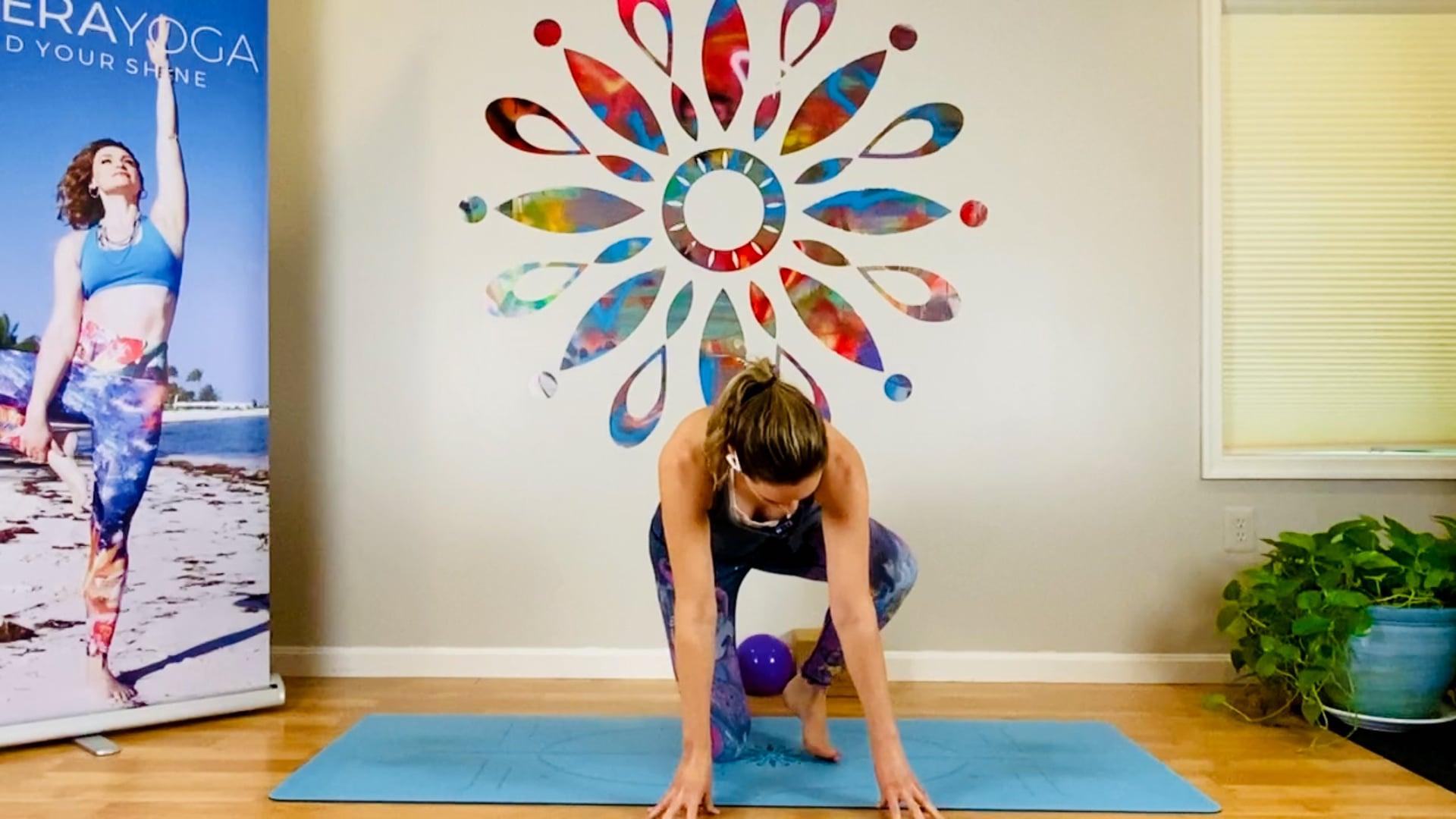 Nadi Method Shoulders & Neck 8-4-21 - 30 Minutes