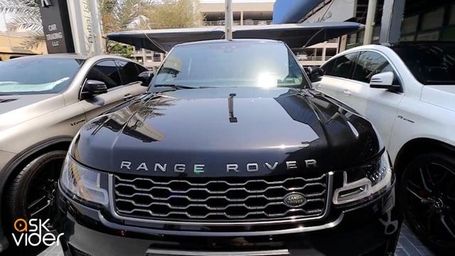 RANGE ROVER SPORT - BLACK...