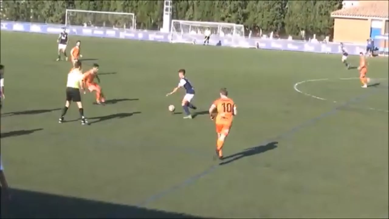 (RESUMEN) CD Caspe 0-0 SD Borja / J 2 / 3ª División