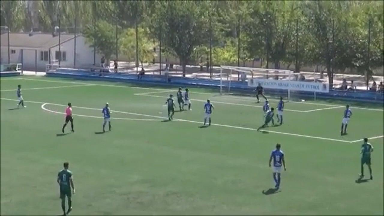(RESUMEN y GOL) CD Cuarte 1-0 Utebo FC / J 2 / 3ª División