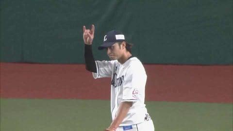 【ファーム】ライオンズ・金子 華麗なファインプレーを見せる!! 2021/9/13 L-E(ファーム)