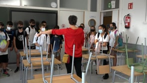 1300 joves comencen el curs a Primària i Secundària a l'Escala