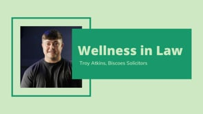 Wellness & Law: Featuring The Weightlifting Lawyer
