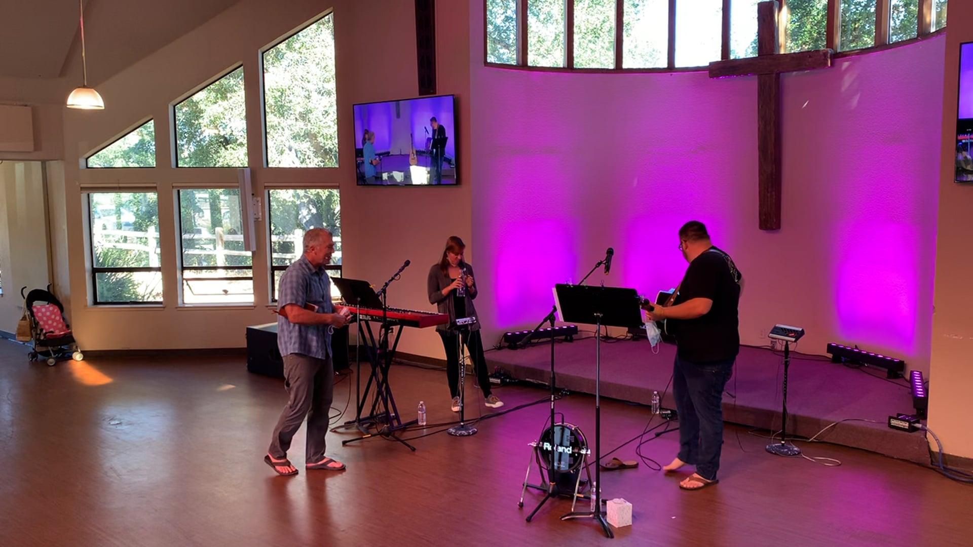 Part 2: Sermon - Alan Crownover - 12 Sep 2021
