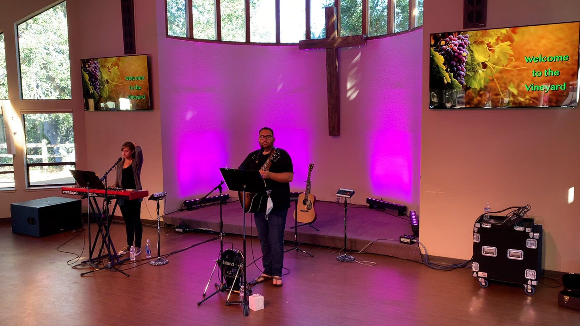Part 1: Worship - 12 Sep 2021