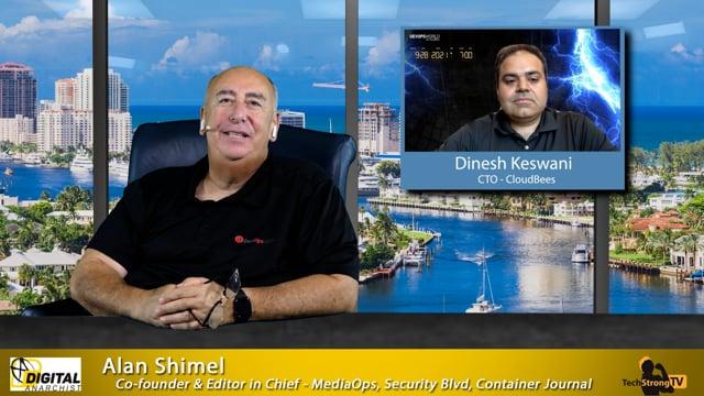 CTO at CloudBees - Dinesh Keswani, CloudBees