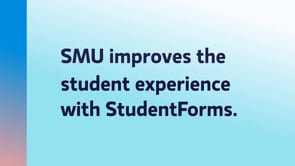 SMU and StudentForms