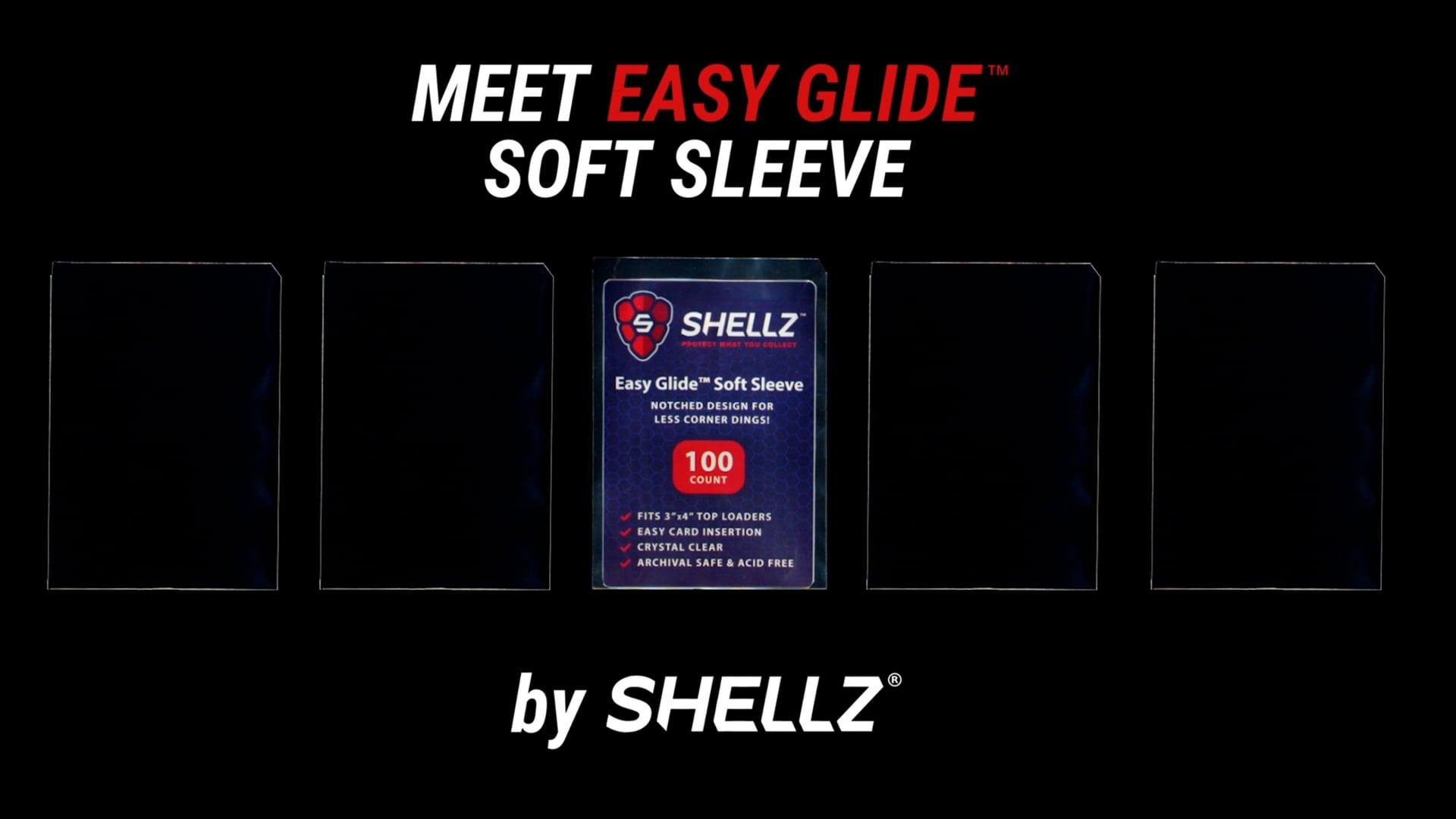 Shellz Easy Glide Soft Sleeve Commercial