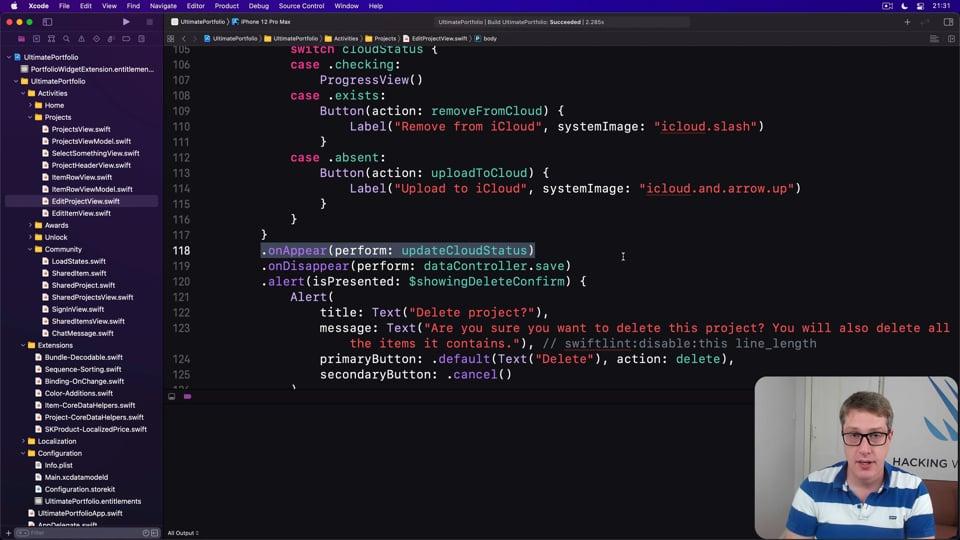Cleaning up CloudKit, part 2