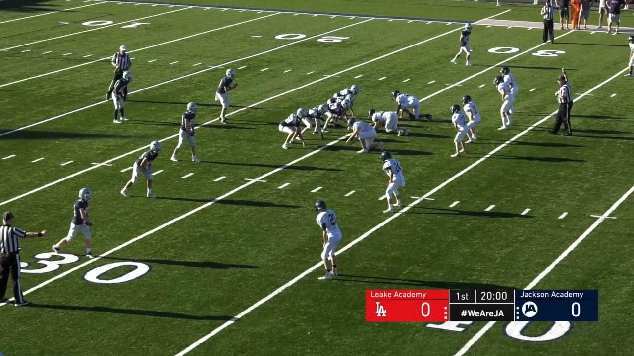 B-Team Football vs Leake - 09-09-21