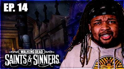 Bringing The HEAT To The Rebel Meeting! Flam's Walking Dead: Saints & Sinners VR Walkthrough Ep. 14