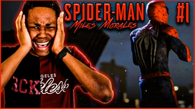 Can Trent Save NYC ALONE!? Trent's Spider-Man Miles Morales: Walkthrough Ep. 1