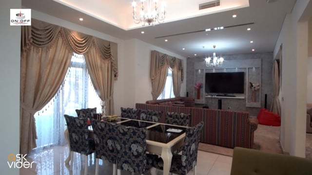 Upgraded 5 Bed + Maid Room | Furnished  | Ready | Huge Plot