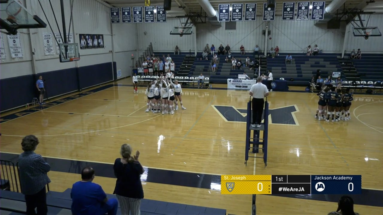 Varsity Volleyball vs St. Joseph - 09-07-21